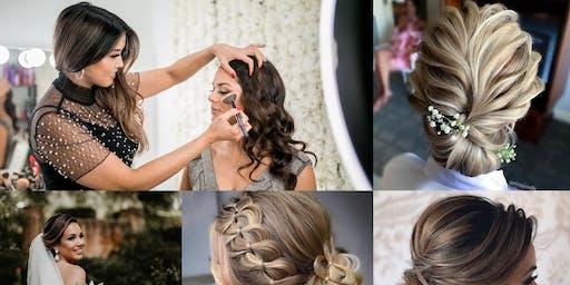 Bridal Hair and Make up Class
