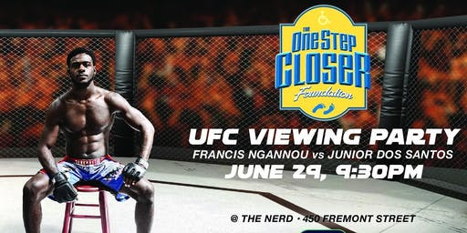 UFC Watch Party hosted by Aljamain Sterling