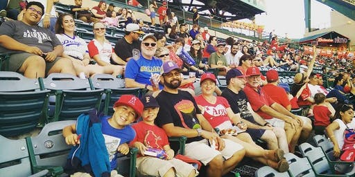 SCGS Tailgate and Baseball Game: Angels VS Astros!