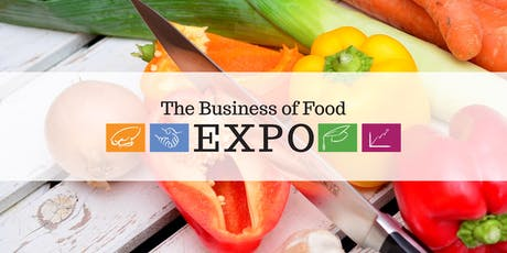 The Business of Food Expo 2019 tickets