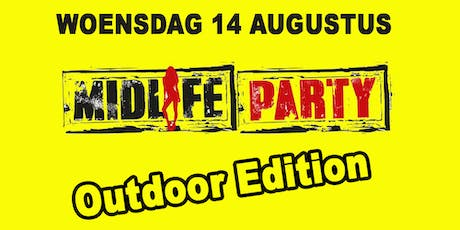 Midlife Party - Outdoor Edition tickets