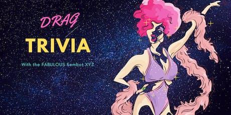 Drag Trivia tickets