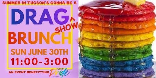 HighWire Drag Brunch for Tucson Pride!