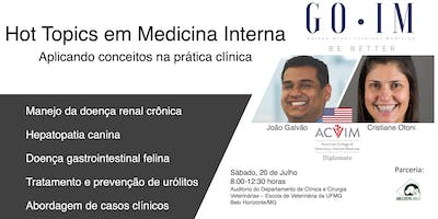 Hot Topics em Medicina Interna - ACVIM