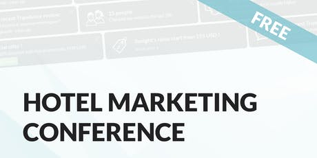 Hotel Marketing Conference by SWELL tickets