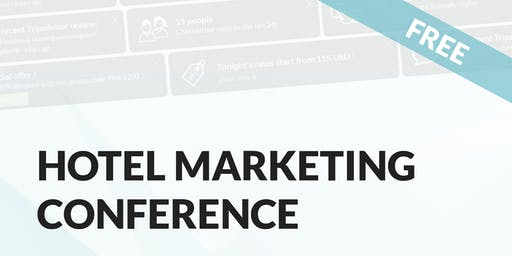 Hotel Marketing Conference by SWELL