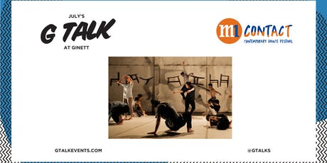 G Talk Singapore: Give Contemporary Dance A Chance tickets