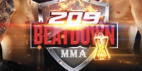 209BEATDOWN X tickets