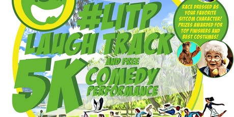 NYLaughs' Laugh Track 5K tickets
