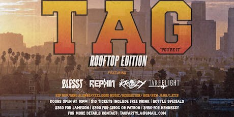 TAG Party LA | Apt 503 with Blesst, Krazy, Takeflight and Repkin tickets