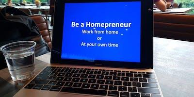 Happy Homepreneur Workshop