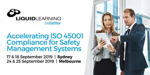 Accelerating ISO 45001 Compliance for Safety Management Systems