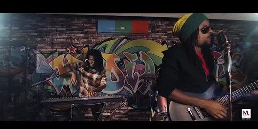 Earthkry-The Roots Rocking reggae Band-with Adwela & uprising