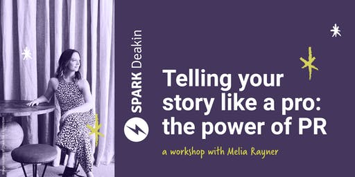 Telling your story like a pro: the power of PR