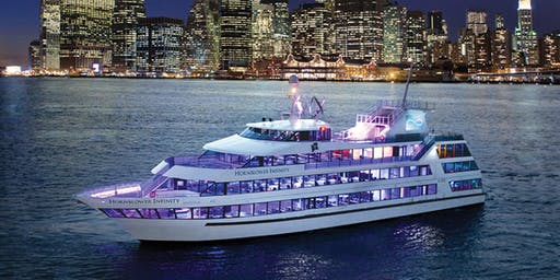 NYC #1 Dance Music Boat Party on the Infinity Hornblower Mega Yacht July 20