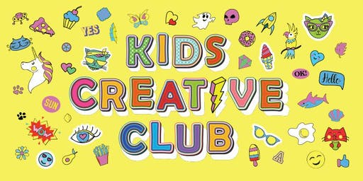 Kids Creative Club Term 3 - Collingwood