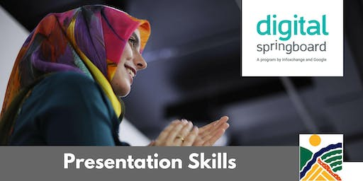 Presentation Skills @ Kapunda Library (Dec 2019)