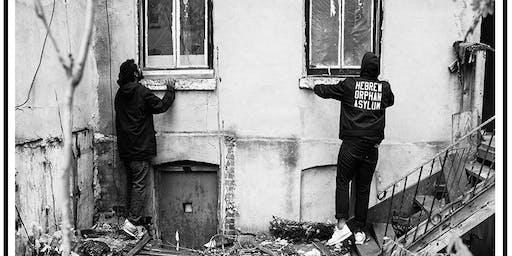 Armand Hammer / Kinlaw + Franco Franco / DJ Taye at The Crofters Rights