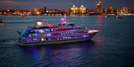The #1 OFFICIAL Latina Boat Party Mega Yacht Infinity Hornblower NYC tickets
