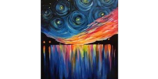 Starry Night Sunset - Darwin