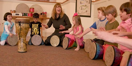 Rhythm Kids 1 Sample Class (4-5 year olds)