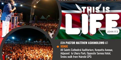 This is Life with Pastor Matthew Ashimolowo