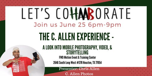 Let's CoHAABorate Networking June Mixer