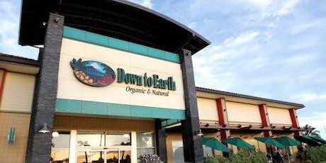 Down to Earth Kailua Job Fair June 25, 2019 3pm - 7pm!! tickets