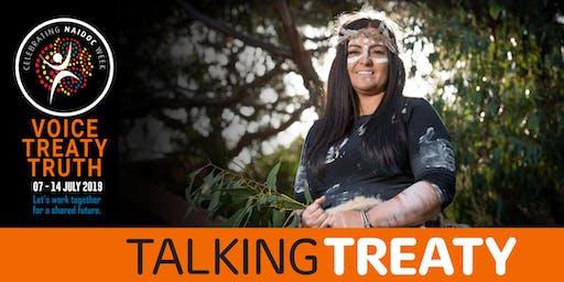 Surf Coast Shire Council invites you to Talking Treaty