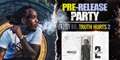 Kreezy Rax Album Release Event