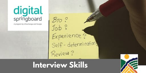 Interview Skills @ Kapunda Library (Nov 2019)