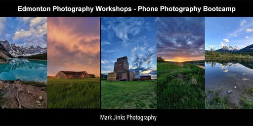 Phone Photography Bootcamp