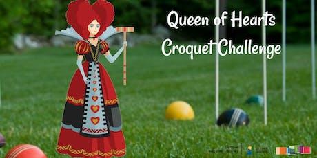 Queen of Hearts Croquet Challenge Goomeri tickets
