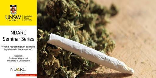 What is happening with cannabis legislation in the Americas?