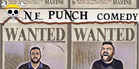 One Punch Comedy X Barbiche billets