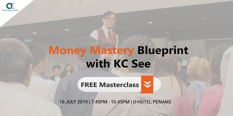 CREATING EXTRAORDINARY WEALTH THROUGH MULTIPLE STREAMS OF INCOME-PENANG tickets