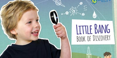 Little Bang! Pre-school Science Club - Richmond Library