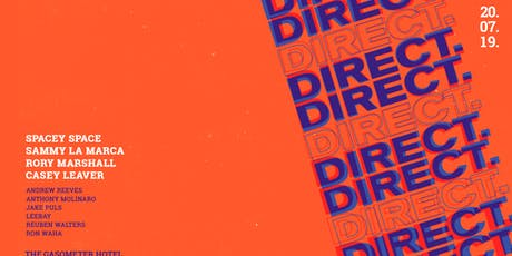 Direct — The Gaso (Day Party)  tickets