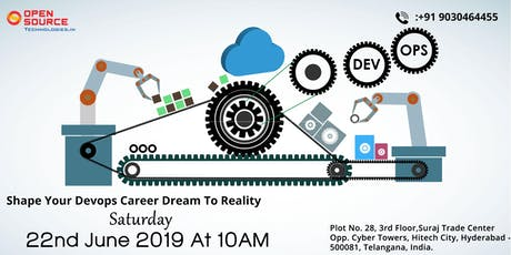 DevOps Training & Free Demo Session By Open Source Technologies  tickets