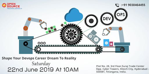 DevOps Training & Free Demo Session By Open Source Technologies