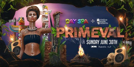 Day Spa: Primeval tickets