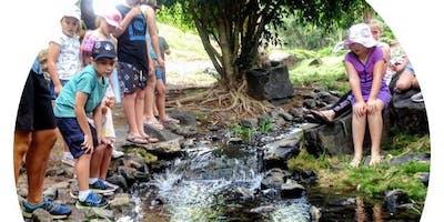 Wild Kids: River Investigators