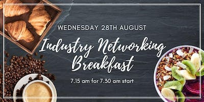 Industry Networking Breakfast