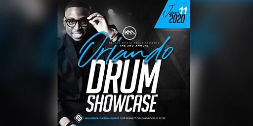 2nd Annual Orlando Drum ShowCase