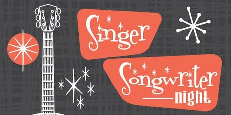 Singer Songwriter Night tickets