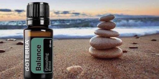 Essential Oils for Mind, Body, Spirit with Adam Barralet