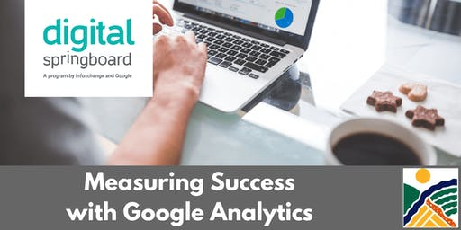 Measuring Success with Google Analytics @ Kapunda Library (Aug 2019)
