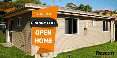 Turella Granny Flat Open Home tickets