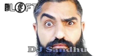 DJ Sandhu from Edinburgh Fringe Festival tickets