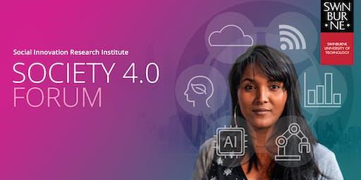 Society 4.0 Forum